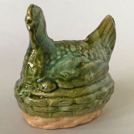 Seaton Pottery Chicken Money Box