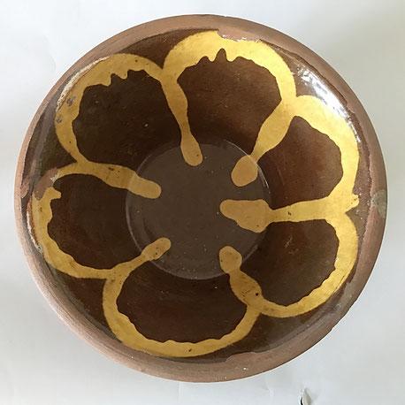 Irish Coalisland slipware bowl