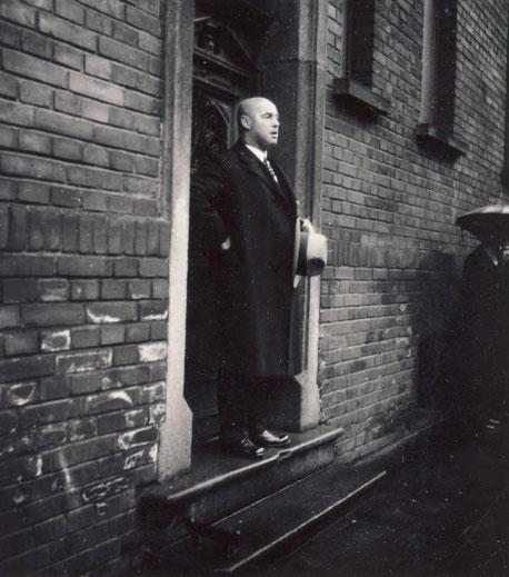 Georg II Baumann um 1930 (Anlaß unbekannt) [11]