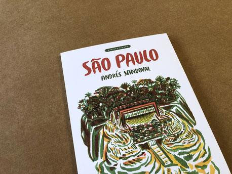 "Kinderbuch von Andrés Sandoval, Autor und Illustrator, Sammelband ""A minha Cidade"", Pato Lógico (2018)"