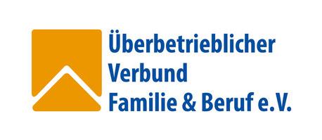 Logo: Überbetrieblicher Verbund Familie & Beruf e.V.