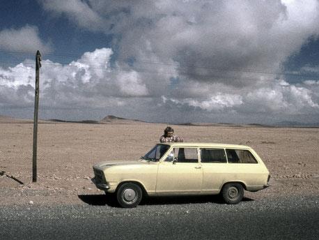 Mit einem Opel Kadett Baujahr 1967 habe ich 1977 Marokko bereist.