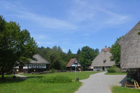 Museumsdorf Kürnbach Bad Schussenried