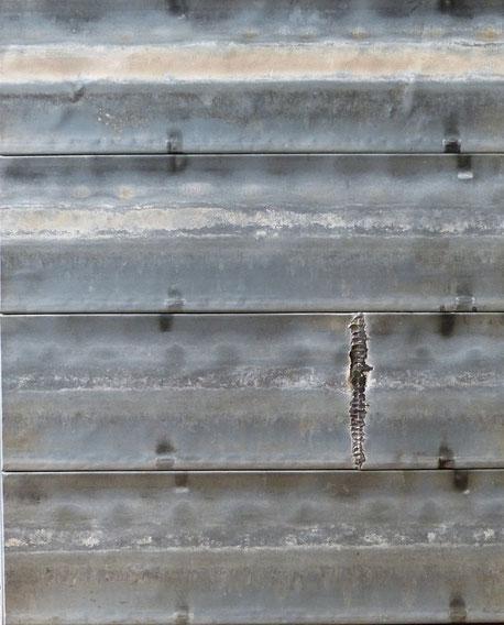 Le promeneur solitaire 74 x90 cm