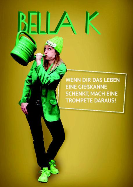Bella K - Ich bin Viele! Comedy Show im Arlberg Stuben