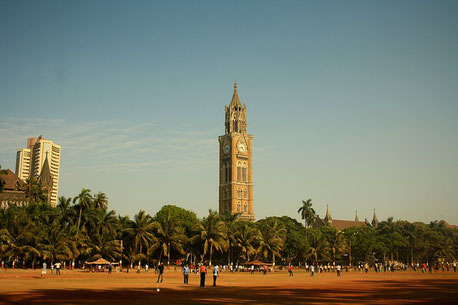 Rajabai Clock Tower Mumbai India private city tour