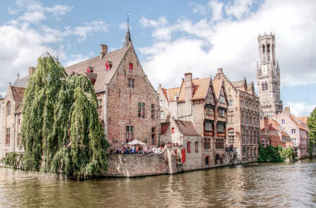 Historic Center Bruges