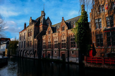 Bruges Architecture Belgium private city tour