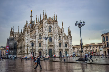 Milan Cathedral Italy private city tour