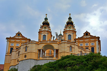 Melk Abbey Austria private city tour
