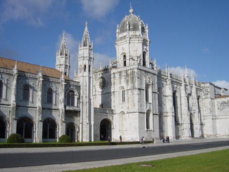 The Monastery of Jerónimos