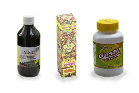 El Paquete Depurador, limpia y desinflama el hígado, los riñones, el páncreas, la vesícula y la vejiga. De venta en la Tienda Naturista