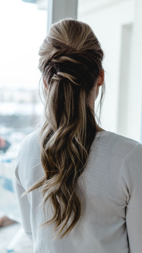 Einfache Lockere Frisuren Fur Jeden Tag Make Up Fur Hochzeit