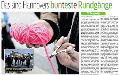 Artikel Neue Presse 19.02.2015