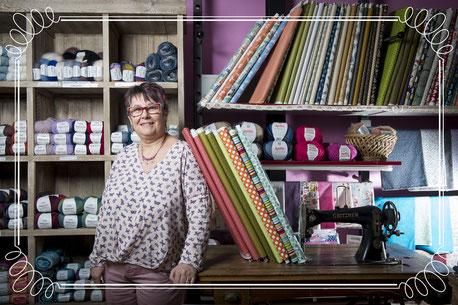 Lulu Coquelicot, la boutique de Romorantin en Loir-et-Cher, qui allie qualité, accueil, conseils et ateliers !
