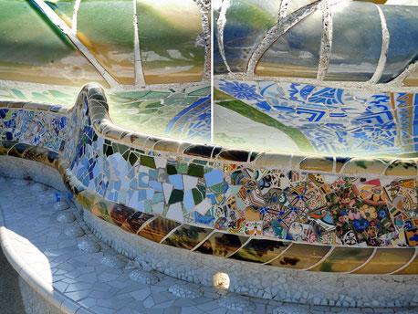 Gaudi Mosaiken
