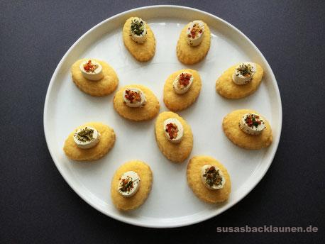 Grana Padano- Kekse