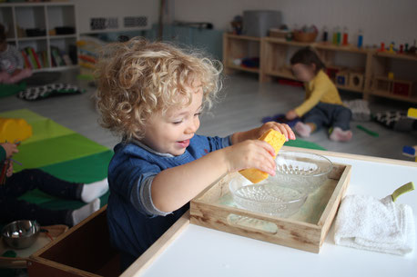 Nido - Formation Montessori 0-3 ans à Muret