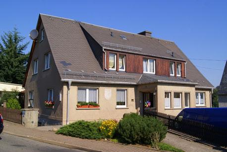 Bild: Teichler Wünschendorf Erzgebirge Rathaus