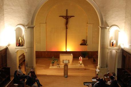 Chapelle de la Maison Saint Damien