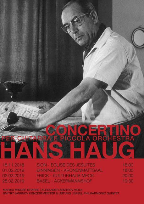 Foto Hans Haug © Claude Bornand