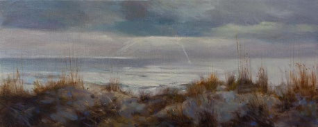 Sand dunes - Artist ; Gregg Rosen