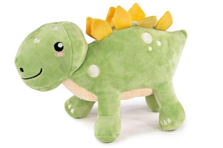 Hundespielzeug Hundespielzeug Stoffspielzeug Dinosaurier Stannis Stegosaurus