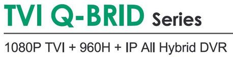 TVI Q-Brid DVR Title