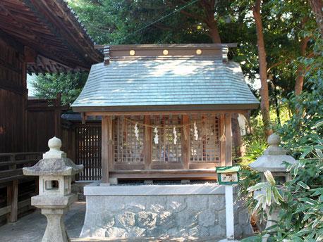 稲荷神社・秋葉神社・砥鹿神社