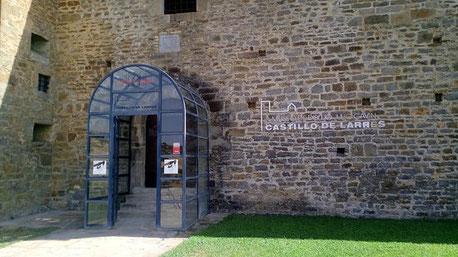 Museo de dibujo Castillo de Larrés