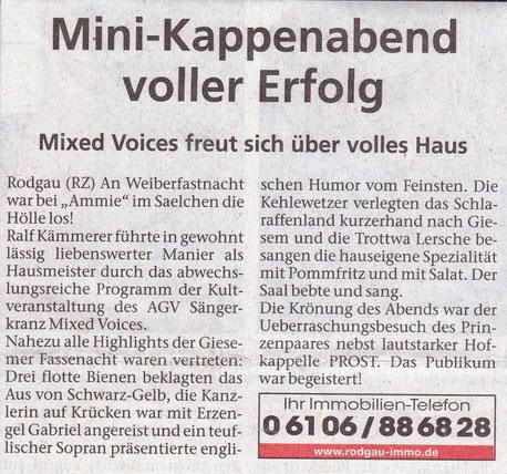 06.03.2014 Rodgau-Zeitung
