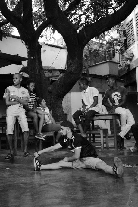 Échange Diego Suarez Hip Hop New School