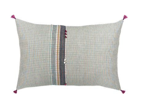 Cushion, fairtrade, Kissenbezug, kilimmesoftly.ch, nachhaltig, cotton, Injiri, Chinar  Farooqui, interior design, India