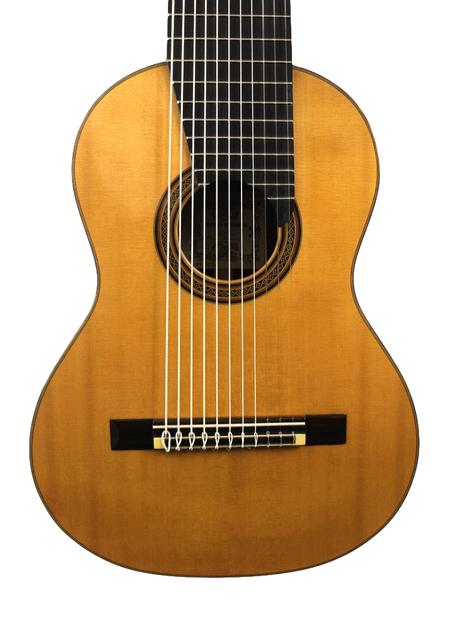 Guitare classique Daniel Lesueur