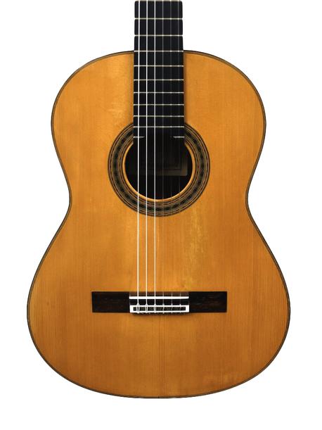 Daniel Friederich guitare classique