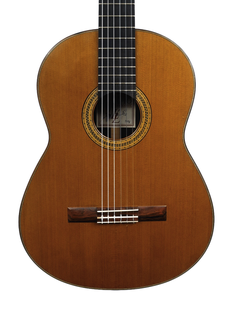 Guitare classique Luigi Locatto