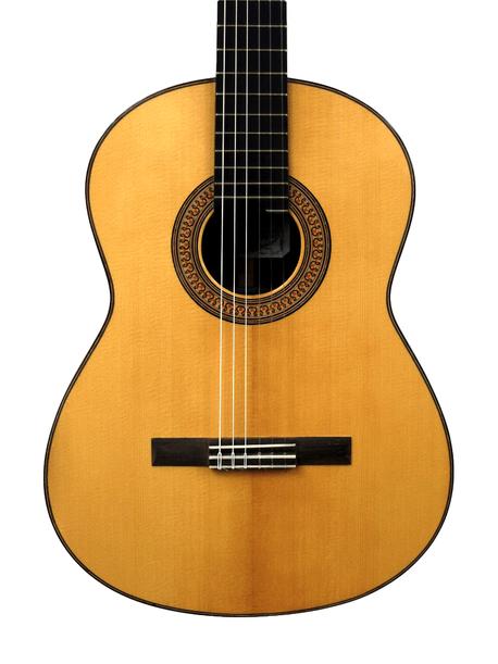 Guitare classique Thierry Monteil