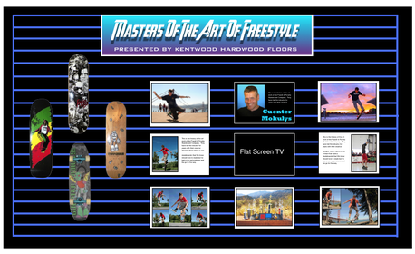 Masters of the Art of Freestyle / Guenter Mokulys