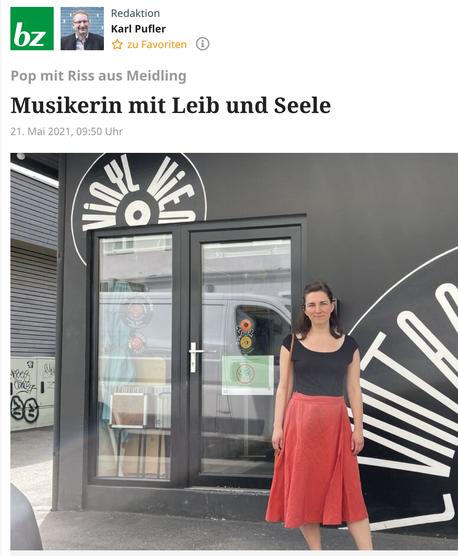 Bezirkszeitung Meidling