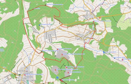 "GPXTrack ""15,5 km auf dem Leonhard-Hörpel-Weg"""
