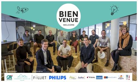 Le village by Ca de Chambéry et ses premières startup !