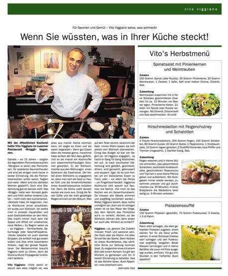Artikel Luzerner Rundschau