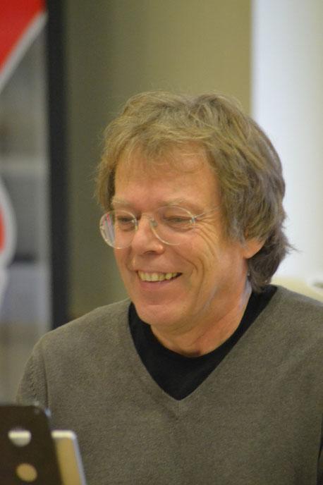 Der Dirigent von Da Capo Andreas Mlynek