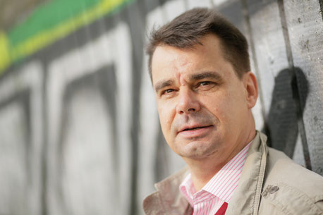 Coach Hamburg Wolfgang C. Reschke