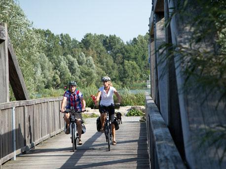 Lippebrücke bei Paderborn-Sande © Ruhr Tourismus GmbH