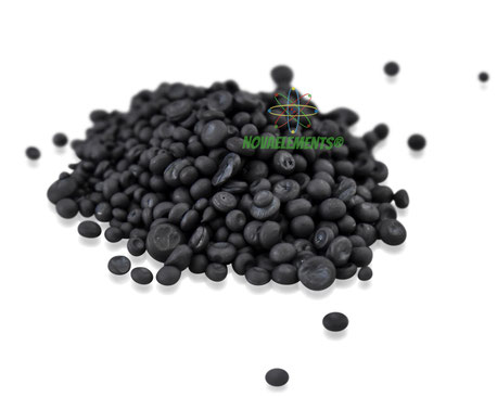 selenium metal, selenium metalloid, selenium pellets, selenium sample for element collection, selenium for laboratory use.
