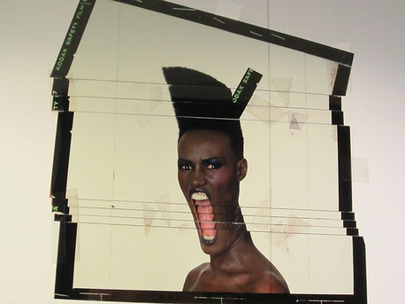 Grace Jones - Jean-Paul Goude