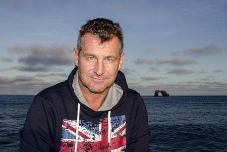 Galapagos Shark Diving - Jonathan R. Green
