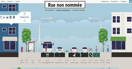 streetmix vélo