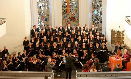Konzert zur Heiligtumsfahrt 2014 in der Christuskirche
